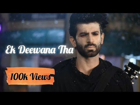 Ek Deewana Tha | Sony TV | Title Track | Adil Prashant thumbnail