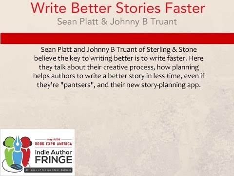 Write Better Stories, Faster