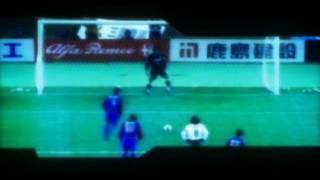 [PS] J.League Jikkyou Winning Eleven 2001 Intro Movie [HD]