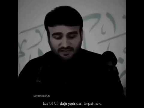 HACİ RAMİL - WHATSAPP STATUS ÜÇÜN DİNİ VİDEO - QƏLB QIRMAQ - 2021