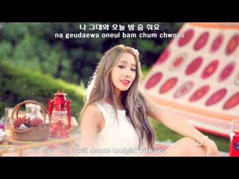베스티 (Bestie) - Hot Baby MV [Eng Sub + Han + Rom]
