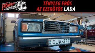 Totalcar Erőmérő: Tényleg erős az ezerötös Lada?!
