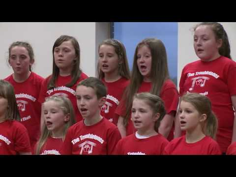 Half the World Away - The Troubletones Majors