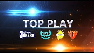 top play mdcs playoffs final day 31072016