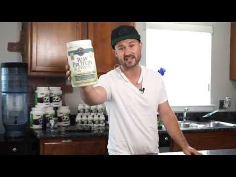 Green Drinks and Plant Based Supplements Review