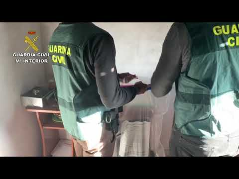La operacion Tygra: 13 detenidos, 3 investigados y vínculos en 27 países