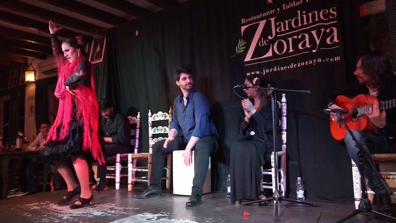 Flamenco jardines de zoraya 1 7 youtube for Jardines de zoraya granada