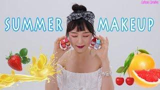 Maquillaje de Verano probando nuevos productos de ETUDE HOUSE │ Maquillaje Coreano │ Belleza Coreana