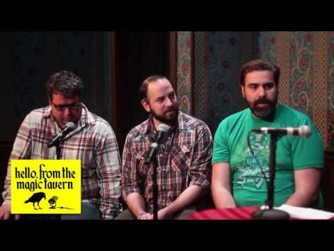 Hello from the Magic Tavern #91- Magic Turkey (w/ Scott Adsit, Live from Chicago Festival)