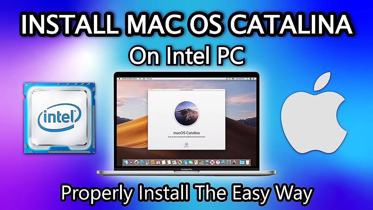 Mac Os For Intel Pcs
