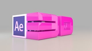 3D in After Effects (Part 2) - Material Options and 3D Shadows