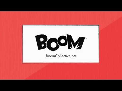 Introducing... Boom Collective CAPTCHA!