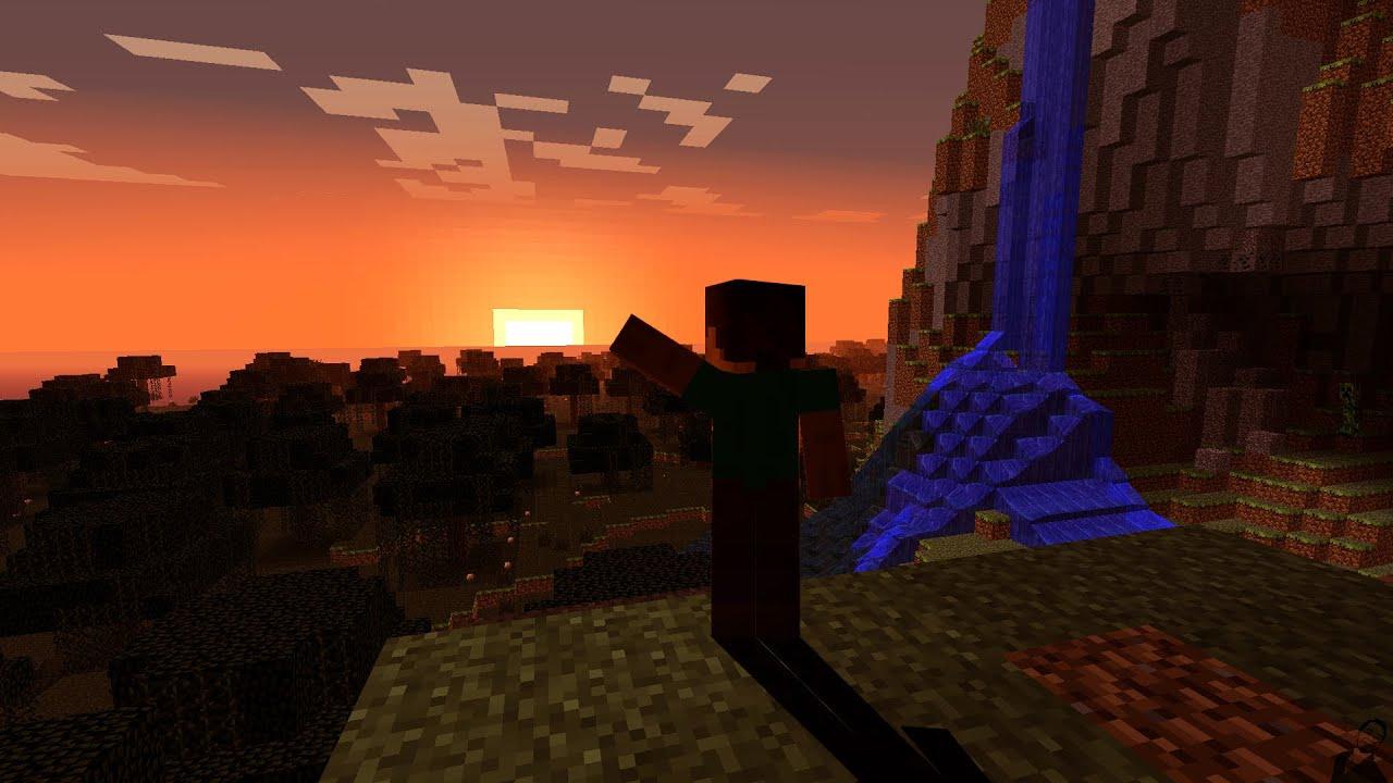 Minecraft картинки на рабочий стол - Скачать обои майнкрафт