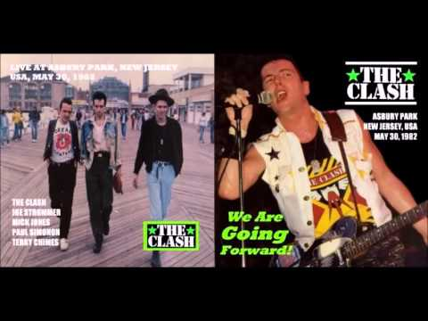 The Clash - Live At Asbury Park, 1982 (Full Concert!)