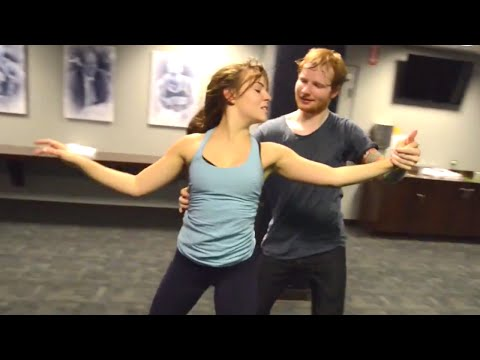 Thumbnail: Ed Sheeran - Thinking Out Loud (Behind The Scenes)