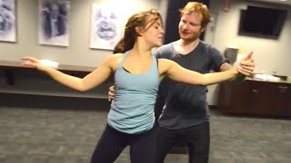 Ed Sheeran - Thinking Out Loud (Behind The Scenes) thumbnail