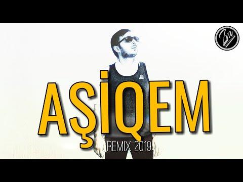 Zamiq M - Asiqem 2019 | 🆁🅴🅼🅸🆇 - DİSCO Version |