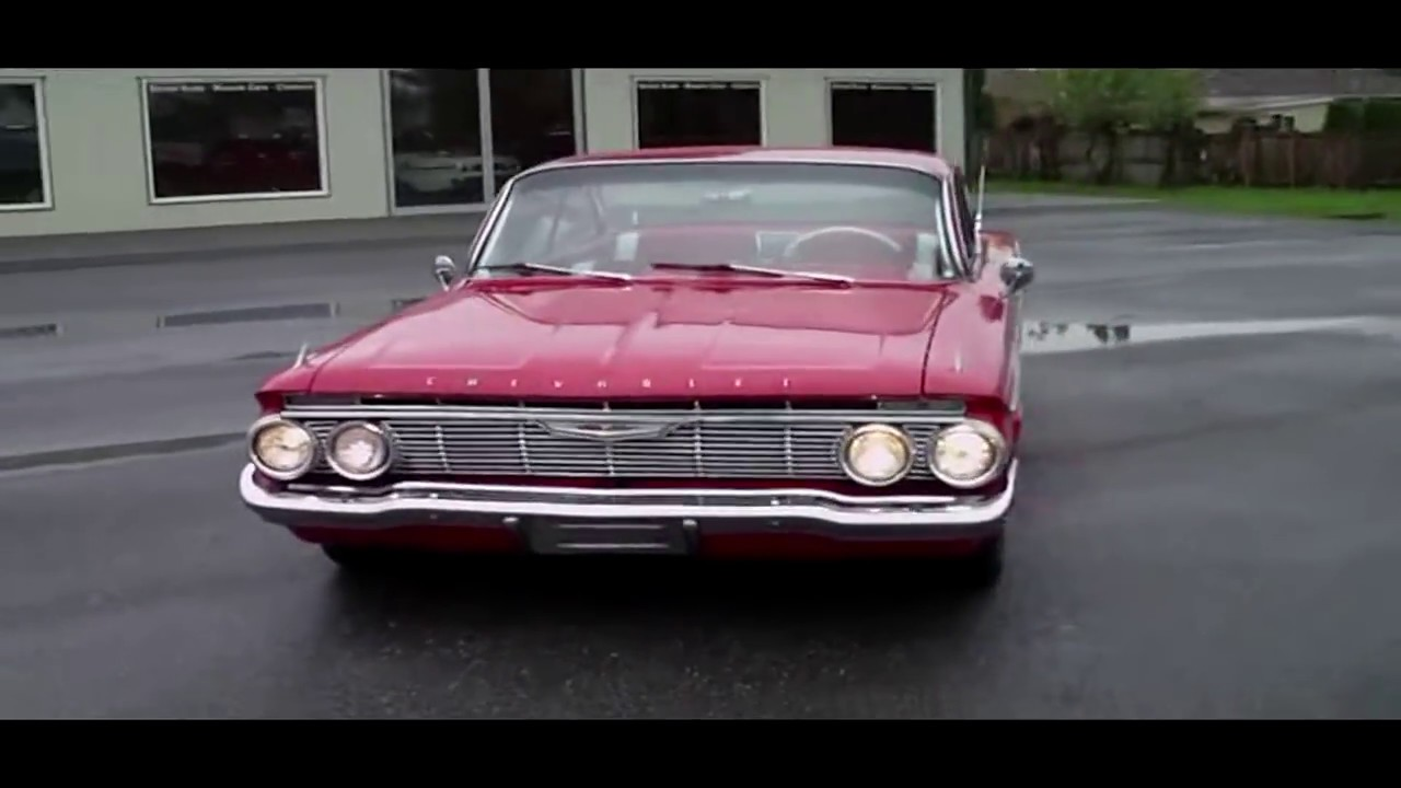 Chevy 409 Air Cleaner : Chevy impala speed youtube