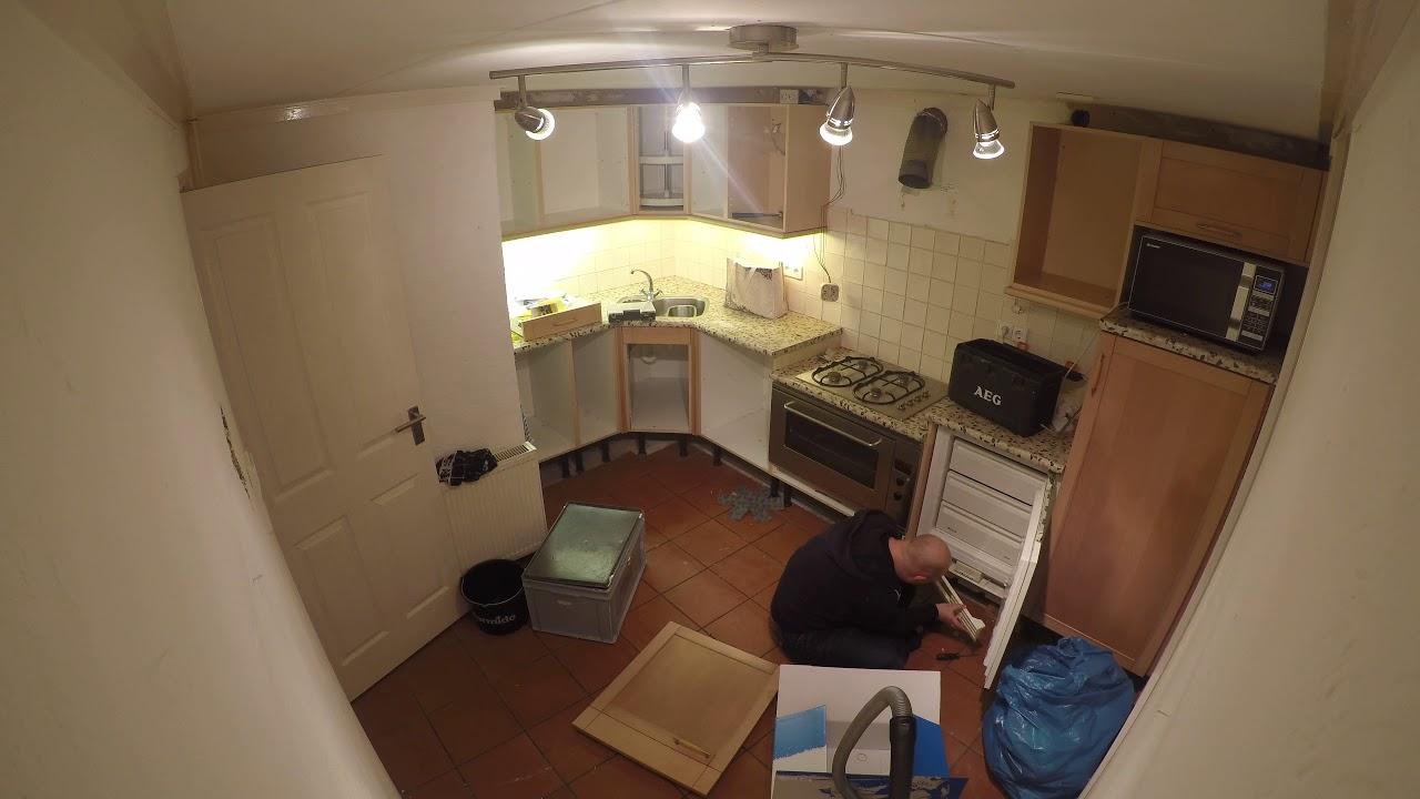 Beste Keuken Demonteren : Keuken demonteren timelapse youtube