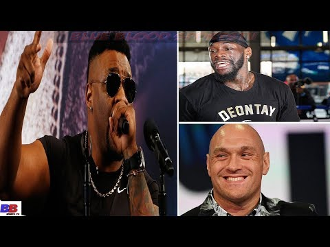 """(wow)-deontay-wilder-vs-tyson-fury-rematch-got-more-interesting-as-jarrell-""""big-baby""""-miller-added-!"""
