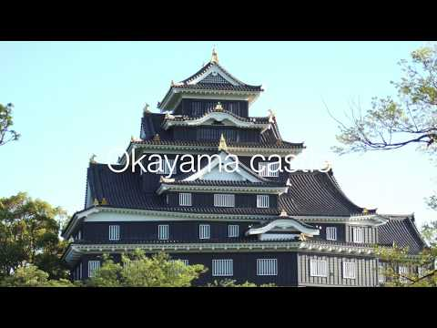 Okayama castle , Japan - Tour / Travel / Guide / Essence