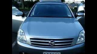 2004 Nissan Teana(, 2012-08-06T22:04:29.000Z)