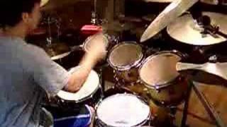 Adam Rutherford Drum Tom Tom Hihat Solo HOT