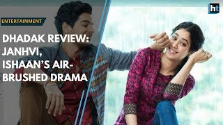 Dhadak isn't Sairat: Review of Janhvi Kapoor, Ishaan Khatter's film