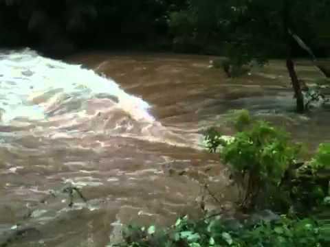 Wissahickon Creek after Hurricane Irene