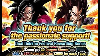 GLOBAL GETS 4 YEAR TOP GROSSING REWARDS AGAIN! 30 FREE STONES! (DBZ: Dokkan Battle)