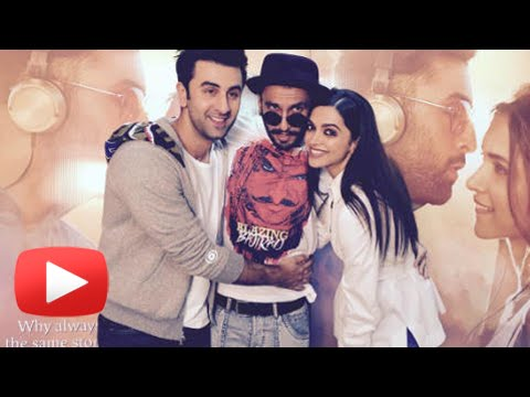Deepika Padukone Gives Ranbir And Ranveer Dance Challenge