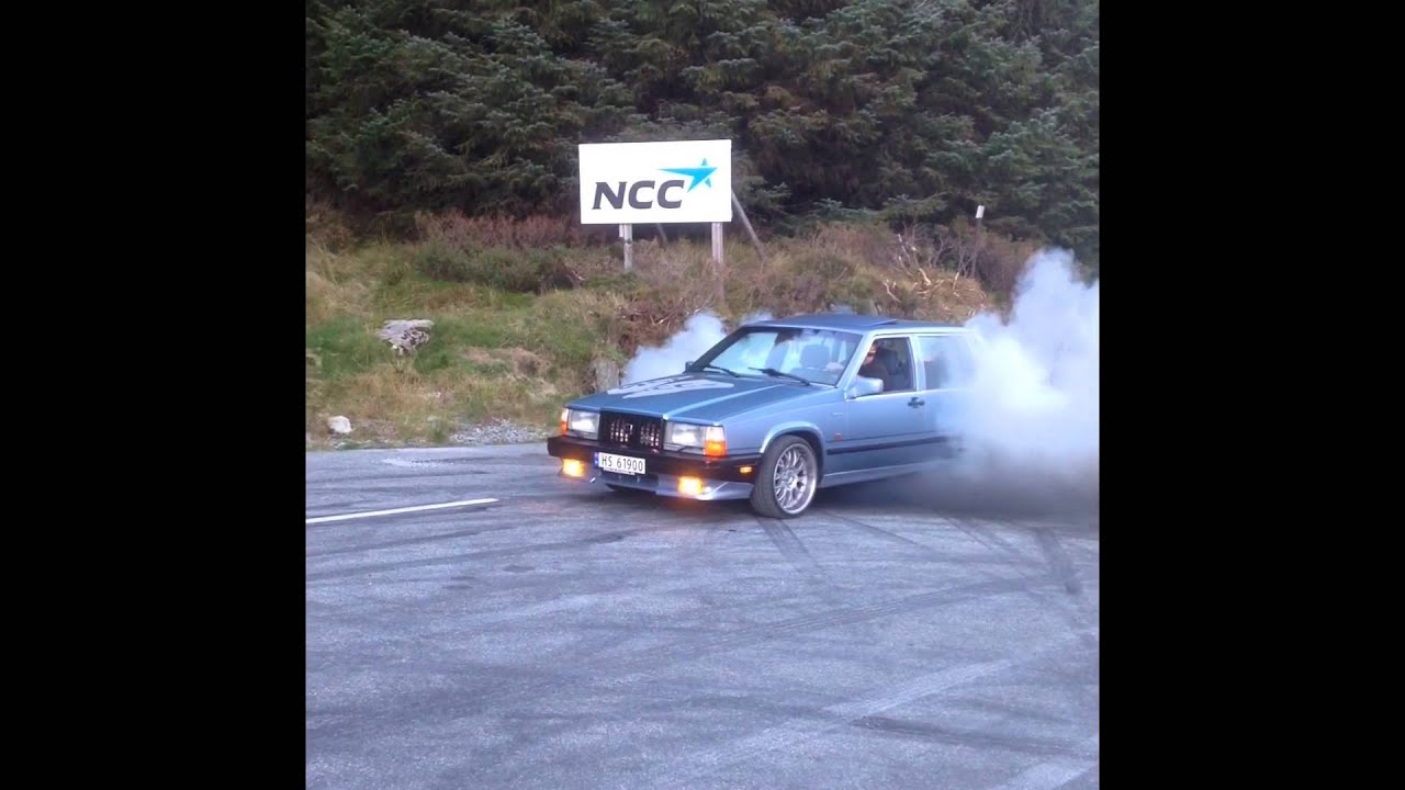 Volvo 740 d24TIC - YouTube