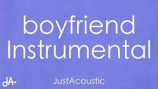 boyfriend - Ariana Grande, Social House (Acoustic Instrumental)