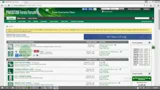 How to Create Account on Forex Forum