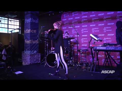 Lindsey Stirling - Mirror Haus - Live at Sundance ASCAP Music Café