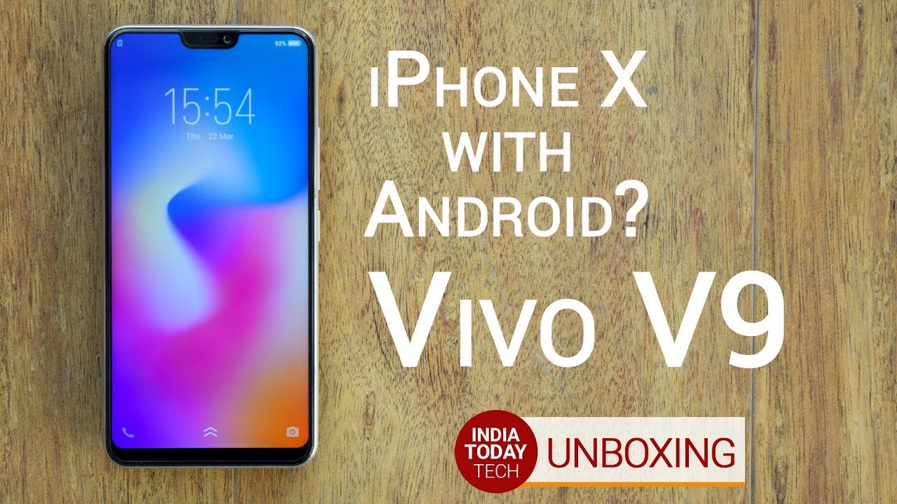 Vivo V9 launched in India at Rs 22,990: Full specs, top features and