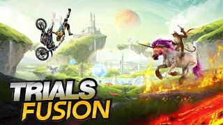 Der Weg nach Oben 🎮 Trials Fusion #167