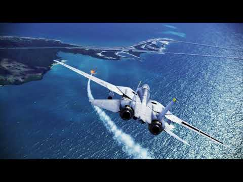 Great Migration - Ace Combat Infinity Mission Dialogue