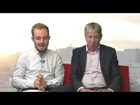 Sheffield Live TV Jon Newsome & Rob O'Neill 18.5.17 Part 2