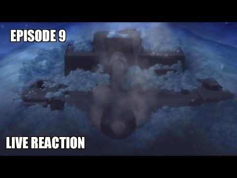 Girls Und Panzer Episode 9 Reaction