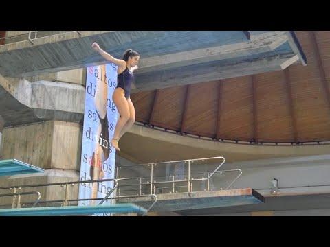 Conocemos un poco más a fondo a la saltadora Rocío Velázquez