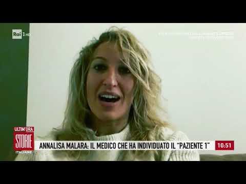 Covid-19. Annalisa Malara: il medico che ha individuato il 'paziente 1' - Storie italiane 18/03/2020
