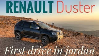 2018 Renault Duster First Drive | Perfect for Petra