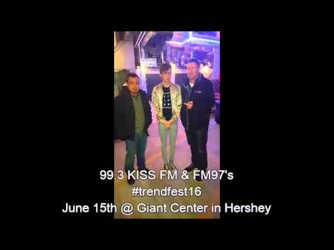 Troye Sivan Is Coming To Hershey on June 15th!