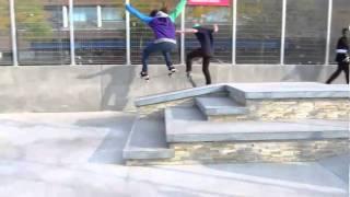 Downtown Skate Sesh