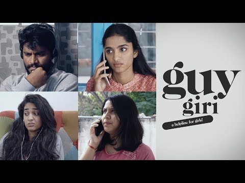 Guy Giri | A Helpline for girls | Boy Formula |  ChaiBisket