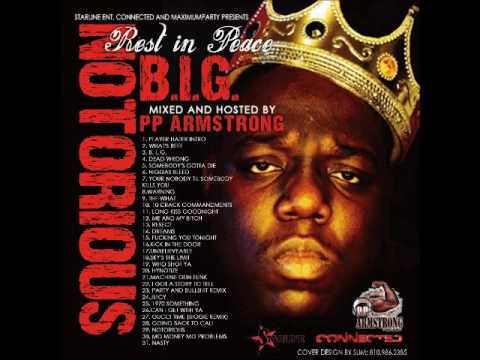 The Rest in Peace Christopher Wallace aka Notorious B.I.G - Mixtape from CONNECTED SD