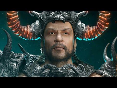 Shahrukh khan new movie trailer thumbnail