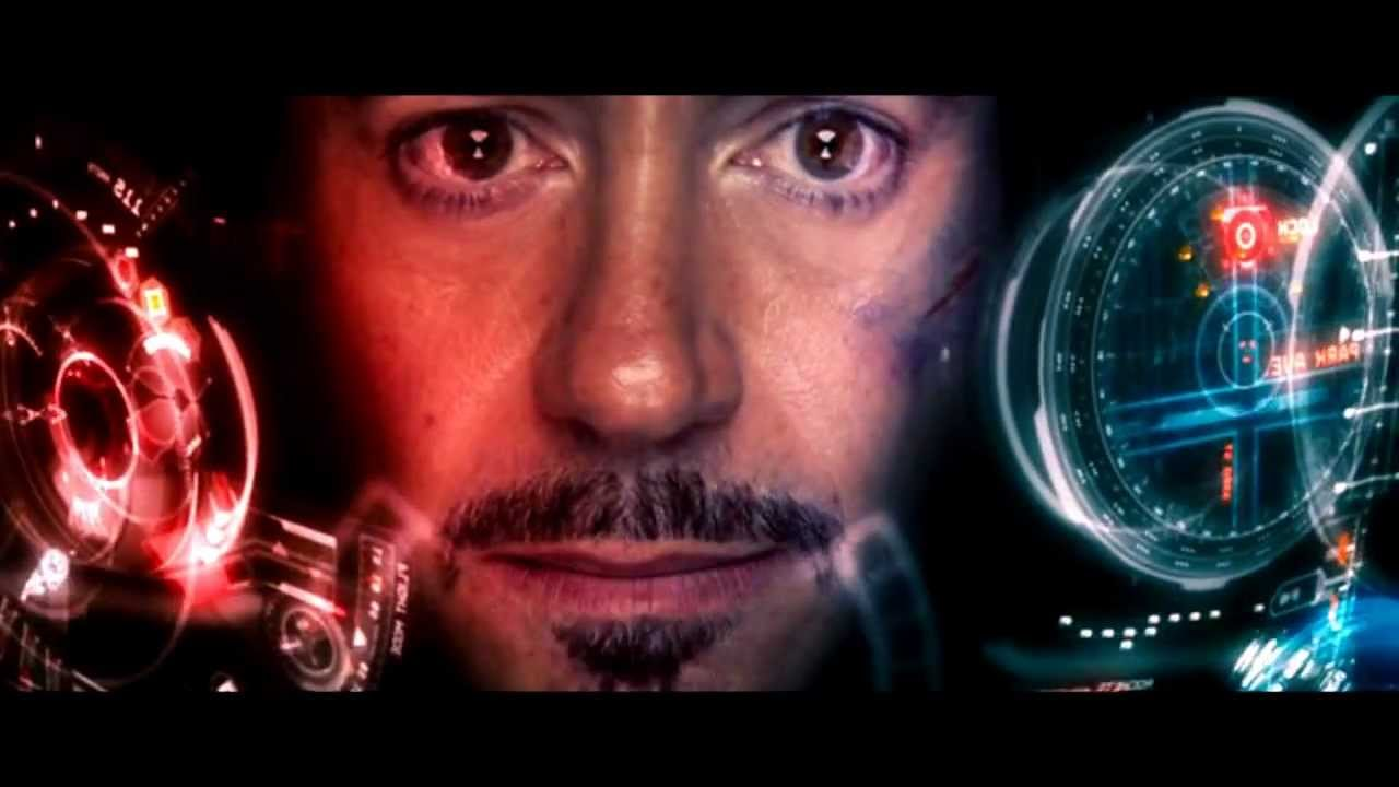 Nothing Suits Tony Stark Like an Iron Suit (How I Met Your Mother - Avengers mash up)