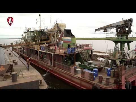 видео: [ДЕЛО ЖИЗНИ] КАПИТАН БУКСИРА
